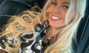 Нагли апаши посегнаха на луксозния джип на Натали Трифонова