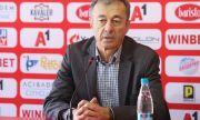 Пламен Марков: Бях поканен лично от Димитър Бербатов