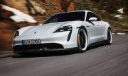 По-добро ускорение и нови функции след ъпдейт за Porsche Taycan