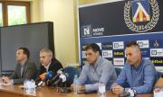Тежък удар по Хубчев! Ръководството на Левски го оставя без пари за селекция