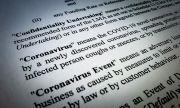 Публикуваха речник за коронавируса