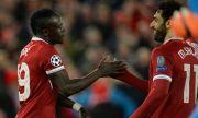 Защитник на Ливърпул отрече за конфликт между Мане и Салах