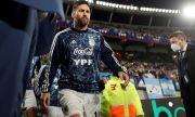 Момче от Аржентина взриви футболния свят с плакат за Лео Меси
