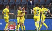 БАТЕ респектира ЦСКА с гръмка победа в беларуския шампионат