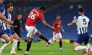 Ман Юнайтед с убедителен успех над Брайтън и докосва топ 4 (ВИДЕО)