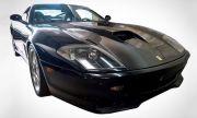 Продава се състезателното Ferrari на Еди Ван Хален