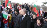 Румен Радев: На Трети март на Шипка заедно ще отдадем почит пред подвига за свободата на България
