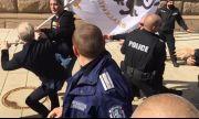 Има задържан за нападението над Денков (ВИДЕО)