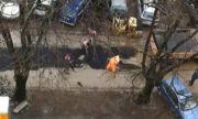Цанко Донков пред ФАКТИ: Асфалтът е излят върху локва