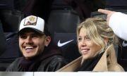 Рома води преговори с Икарди и съпругата му Уанда Нара