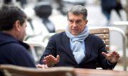 Новият президент на Барса е Жоан Лапорта е посещавал два пъти България