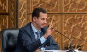 Башар Асад: Критиките на Запада срещу мен не ме интересуват!