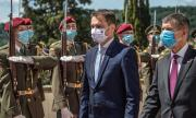 Чехия гони двама руски дипломати