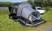 Надуваема палатка от Skoda