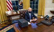 Байдън ще ограничи влизането в САЩ на неамерикански граждани