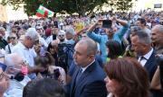 Радев: Да изгоним мафията от изпълнителната власт (ВИДЕО)