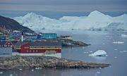 Невиждано събитие: Дъжд върху ледената покривка на Гренландия!