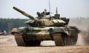 Русия е разположила огромно количество военна техника в окупирания Донбас