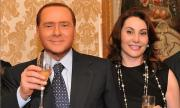 Дарина Павлова изненада Берлускони за рождения му ден
