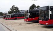 Нови автобуси за градския транспорт в Ямбол