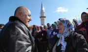 Борисов към жители на Абланица: До няколко месеца пътят ще е готов и ще дойда на кафенце (ВИДЕО)