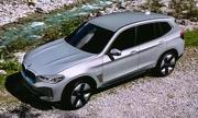 Първа снимка на електрическото BMW iX3