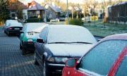 Сняг в Словения