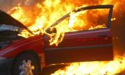 Раздразнен мъж от Горна Оряховица подпали автомобила си
