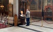 Митрополит: Не се оправдаха очакванията, че църквата е място на зараза