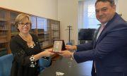 Главният секретар на МВР се срещна с шефа на Европол