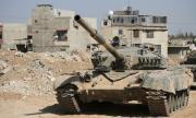 Сирийската армия влезе в Манбидж