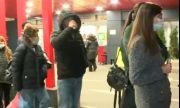 """Опашка от медици пред """"Пирогов"""" без зелен сертификат"""
