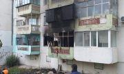Задържаха за 72 часа родителите на децата, намерени в опожарения апартамент. Едното се е задушило от дима.