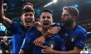 UEFA EURO 2020: Италианските национали пяха за контузения си съотборник Леонардо Спинацола