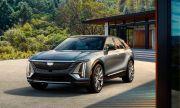 Американска му работа: Първата партида от новия електрически кросоувър  на Cadillac беше разпродадена за 19 минути