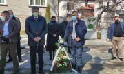 """ДПС почете паметта на жертвите от """"възродителния процес"""" в Барутин"""