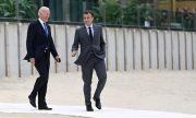 Опит за помирение! Макрон ще говори с Байдън за дипломатическата криза между Франция и САЩ