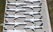 """Германия спасява """"Луфтханза"""" със спасителен пакет от 9 милиарда евро"""