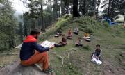 Какво е да учиш дистанционно в Индия