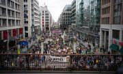 Голям митинг в Германия