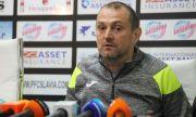 Загорчич при завръщането си в Славия: Нужно е да се работи яко