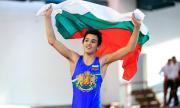 Едмонд Назарян сътвори истински подвиг и е на финал на Европейското по борба