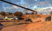 Кола се вряза в група от зрители на автомобилно състезание