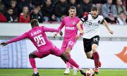 Лудогорец издържа на датския натиск и спечели първа точка в Лига Европа
