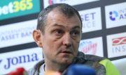От понеделник Славия ще е с нов треньор