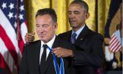 Барак Обама и Брус Спрингстийн издават книга