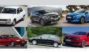 """От 504 до новото 208 - шестте модела на Peugeot, печелили """"Автомобил на годината"""" в Европа"""