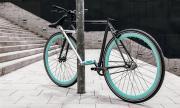 Велосипед с вградена скоба за заключване (ВИДЕО)