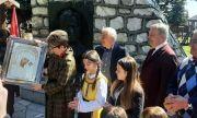 Румен Петков и руският посланик почетоха Гагарин