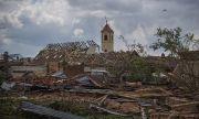 След потопа! Щетите от торнадото в Чехия се изчисляват на стотици милиони крони (ВИДЕО)